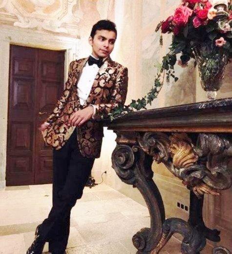 Jhanvi Kapoor's rumored boyfriendShikhar Pahariya photo