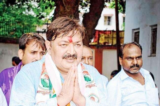 Aisha Sharma's father Ajeet Sharma
