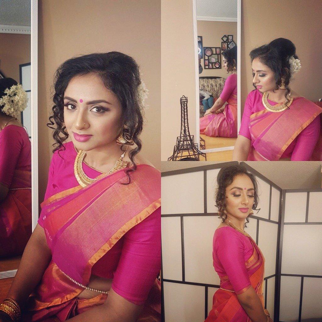 Suhasini Kumaran Latest Photos