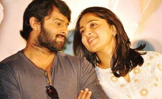 Prabhas and Anushka Shetty Photos
